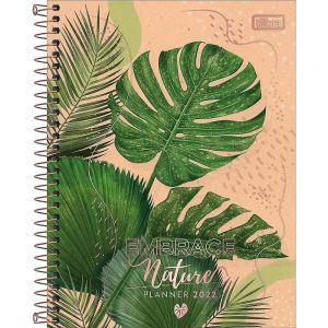 Agenda Planner Espiral Naturalis M7 Tilibra