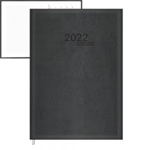 Agenda Executiva Costurada Diária M5 Torino Tilibra