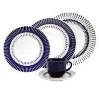 Aparelho de Jantar e Chá 20 Peças Colb - Oxford/biona