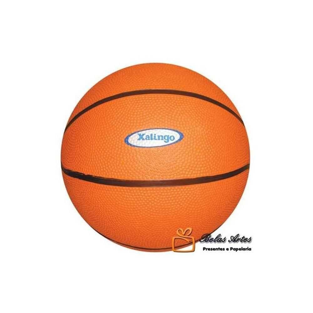 12d98c07f0 Bola de Basquete Laranja Xalingo na Belas Artes Presentes