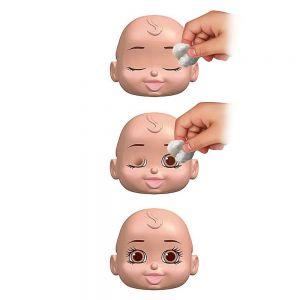 Bebê Surpresa Boneca Menina Ou Menino Estrela Com Chupeta