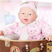 Boneca Ninos Reborn Sons de Bebê - Cotiplás