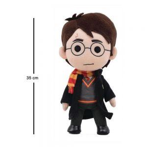 Boneco Brinquedo Pelúcia Harry Potter 35 Cm Baby Brink