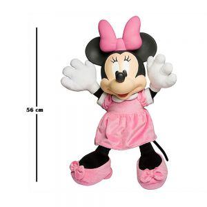 Boneco Disney Baby Minnie Pelúcia Baby Brink