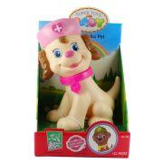 Boneco Esquadrao Pet Enfermeira - Super Toys