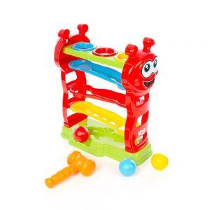 Brinquedo Educativo Didatico Bebes Baby Peia - Maral