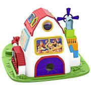Brinquedo Educativo Fazendinha Com Blocos Calesita