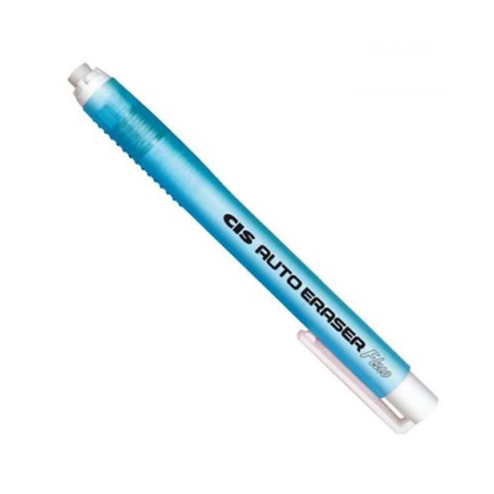 Caneta Borracha Eraser Fluo Azul - Cis