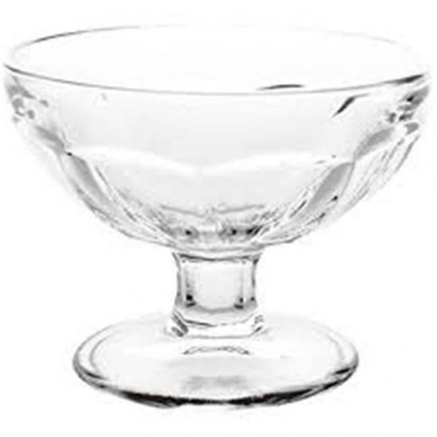Conjunto de Sobremesa de Vidro 6 Peças - Casambiente