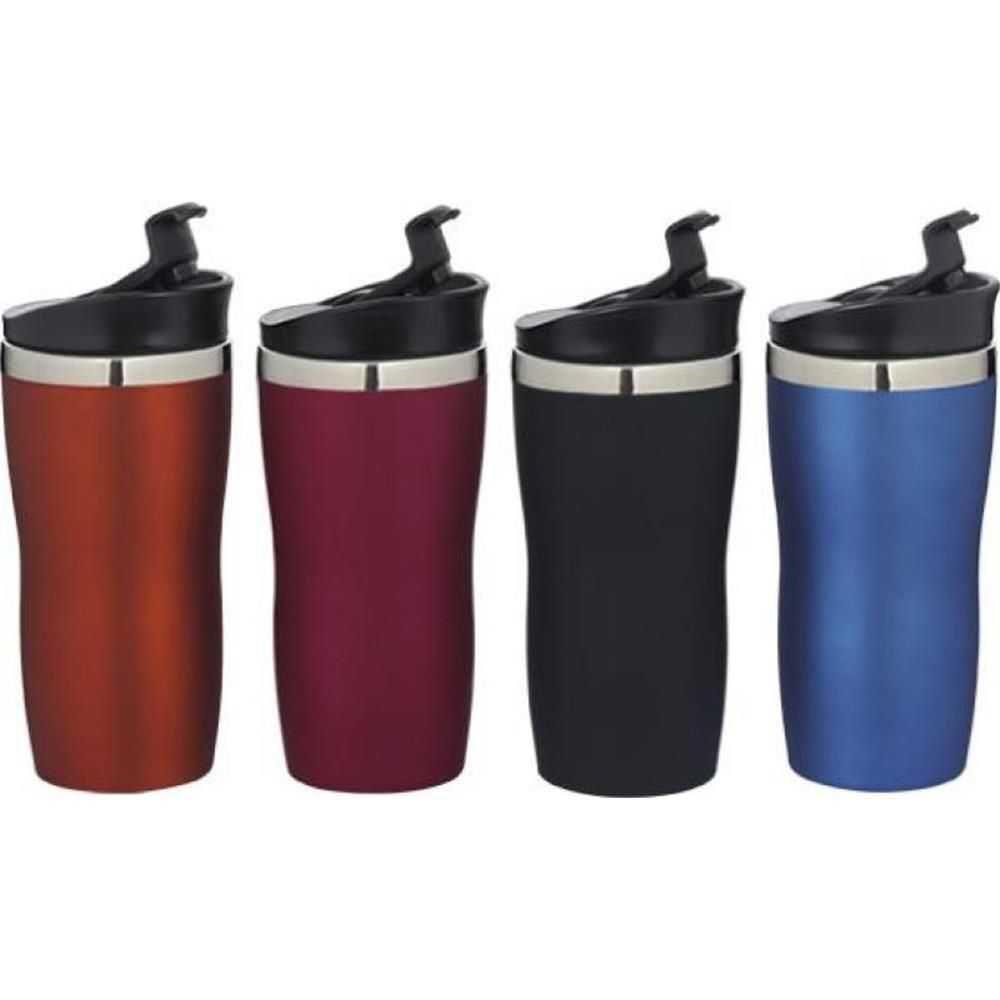 Copo Aço Inox 450ml Coffee To Go - Mor