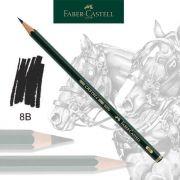 Estojo Lápis Grafite 9000 Jumbo - Faber Castell
