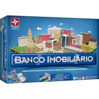 Jogo Banco Imobiliario Grande Estrela