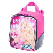 Lancheira Escolar Barbie Rock N Royals Rosa 064350-08 Sestini