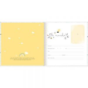 Livro do Bebe Menino 34 Folhas - Tilibra
