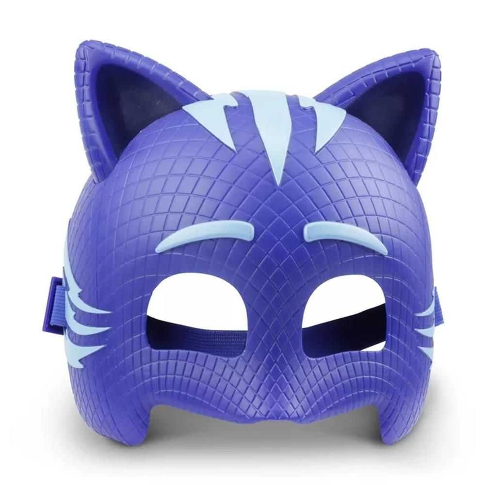 313bb45c1f0eea Mascara Pjmasks Menino Gato Azul - Dtc
