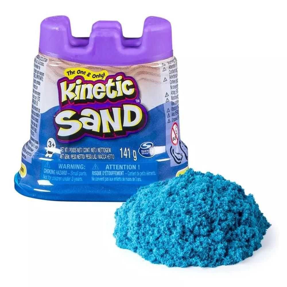 Massa Areia 141g - Azul - Sunny