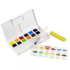 Pastilha Aquarela Inktense Paint - Derwent
