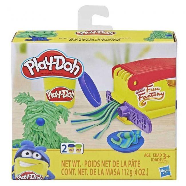 Phay Doh Mini Fábrica de Diversão - Hasbro