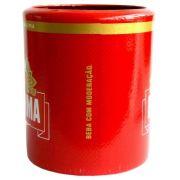 Porta Lata de Alumínio 350 Ml Brahma - Doctor Cooler