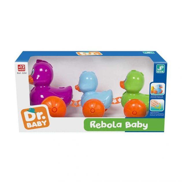 Rebola Baby Patinhos - Jp Brink