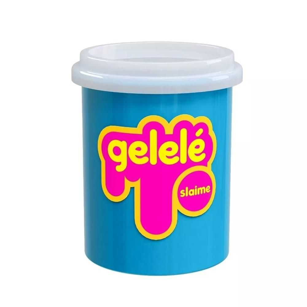 Slaime Gelelé Pote 152g Tradicional (unidade) - Doce Brinquedos
