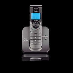 Telefone Sem Fio Com Id de Chamada Tsf 7800 - Elgin